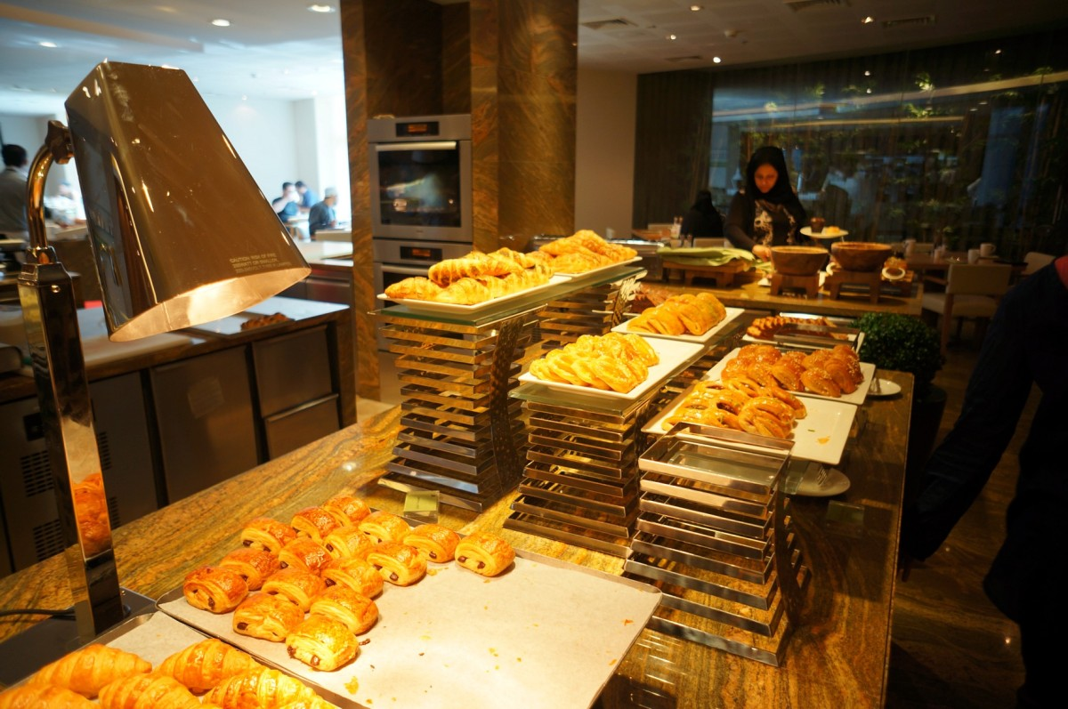 A weekend at JW Marriott Marquis Dubai & Breakfast @ Kitchen 6