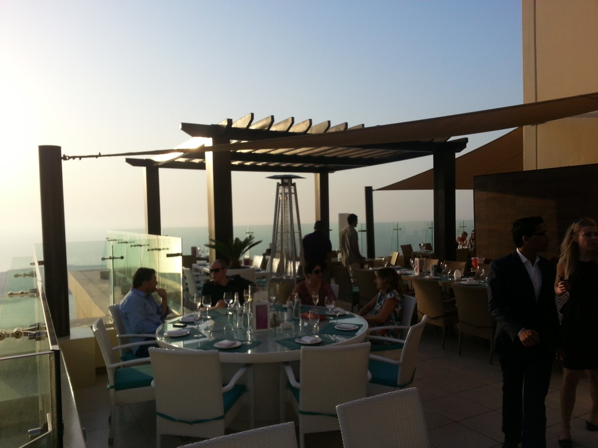 Sunset Brunch @ Pure Sky Lounge