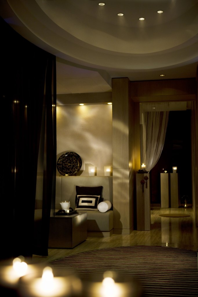 Saray Spa-Waiting Lounge
