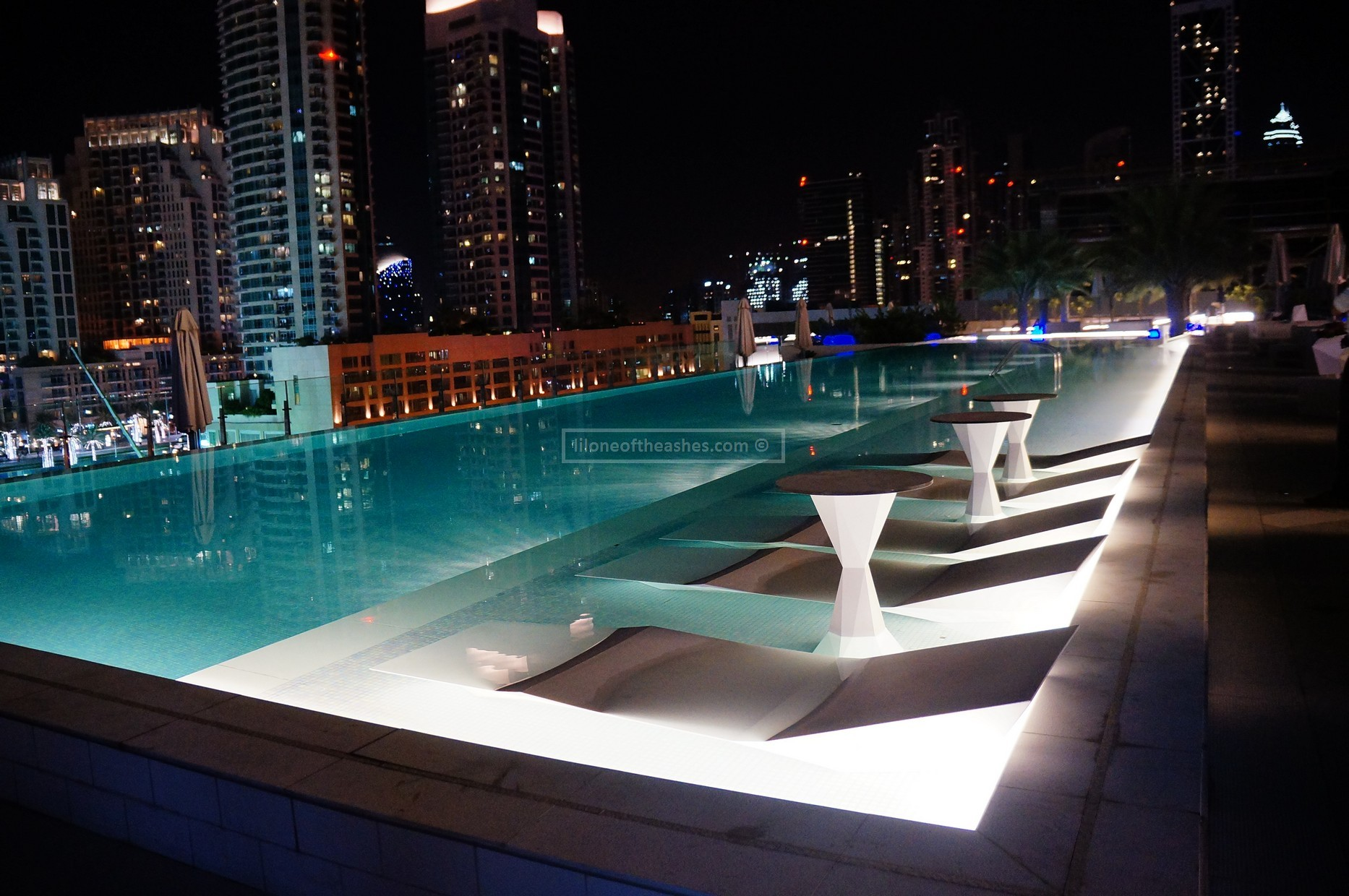 Above @ Sofitel Downtown Dubai – Lil One Of The Ashes