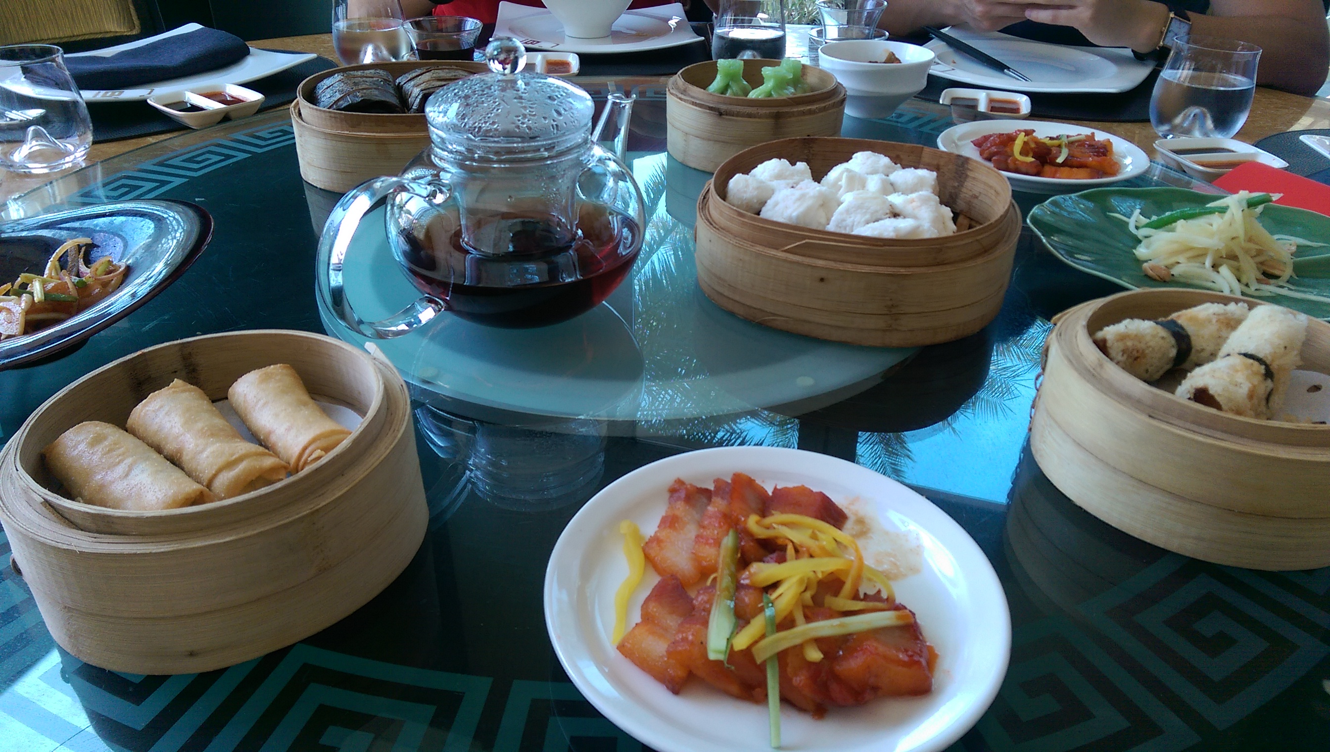 Yum Cha @ Ba Restaurant and Lounge – Lil One Of The Ashes