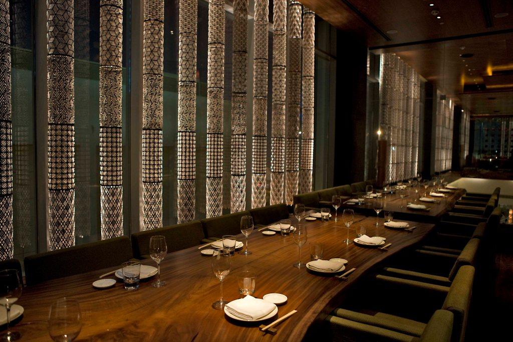 contemporary japanese restaurant zuma - 832×535