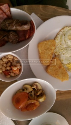 Circle Cafe's Big Breakfast
