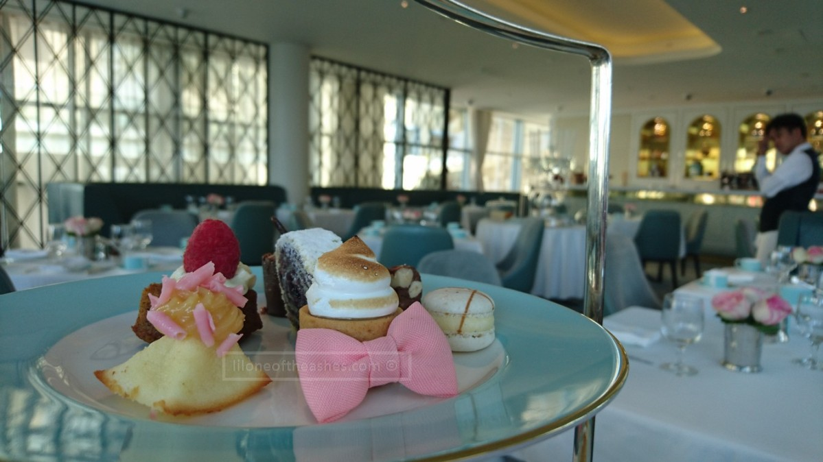 Revisited : Afternoon Tea @ Fortnum and Mason Dubai