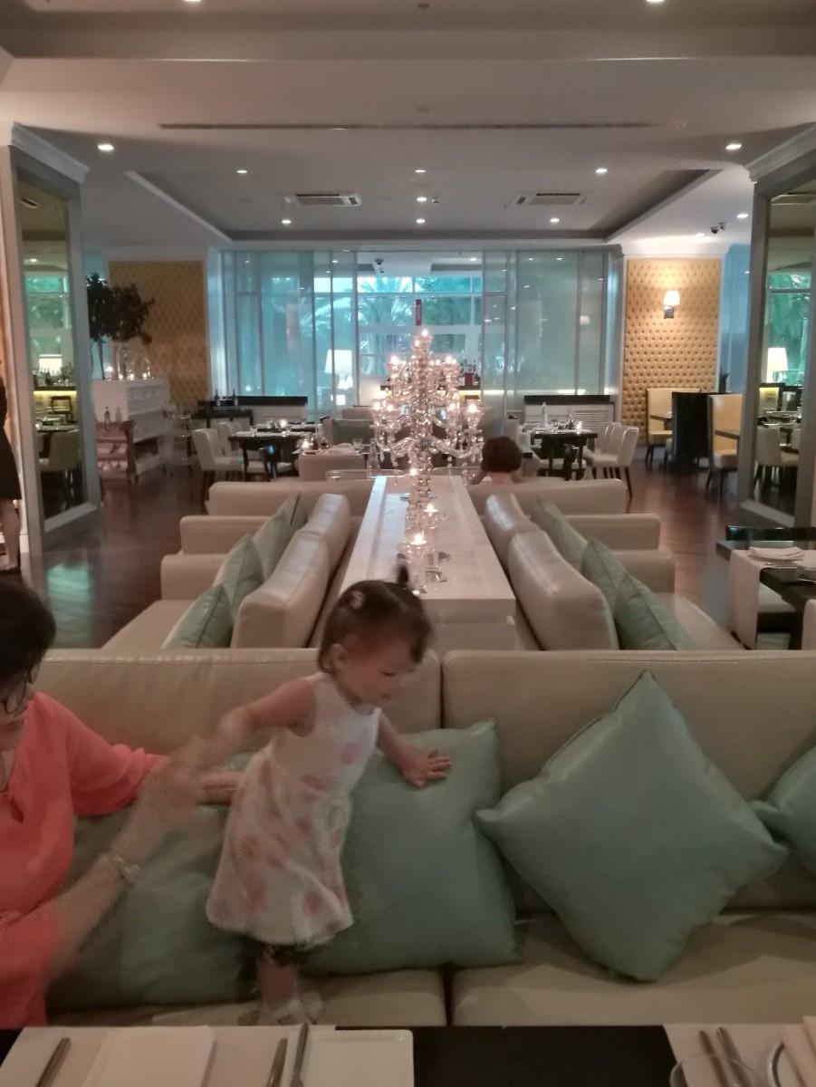 An Italian Iftar @ BiCE Ristorante, Hilton JBR Dubai