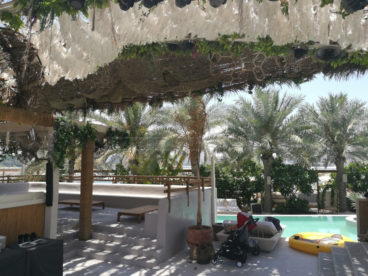 Chez Charles Friday Brunch @ Playa Nomade Dubai