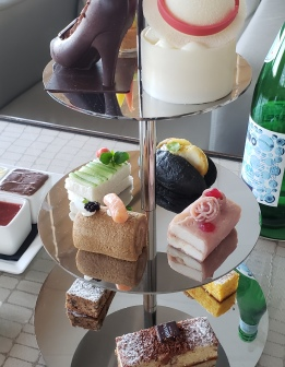 Afternoon Tea for One